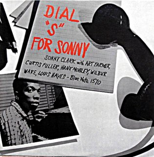 SONNY CLARK DIAL S FOR SONNY