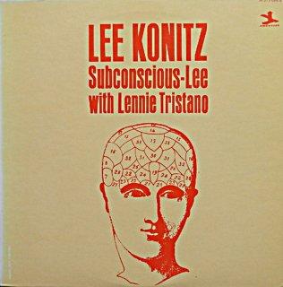 LEE KONITZ SUBCONSCIOUS-LEE WITH LENNIE TRISTANO