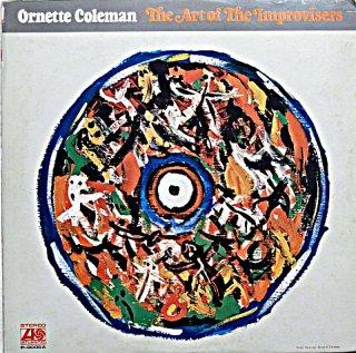 ORNETTE COLEMAN THE ART OF IMPROVISERS
