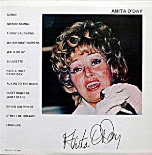 ANITA O'DAY US盤