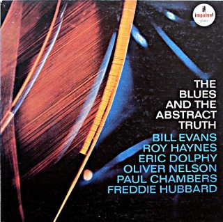 OLIVER NELSON THE BLUES ANT THE ABSTRACT TRUTH