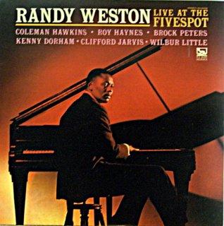RANDY WESTON LIVE AT FIVESPOT