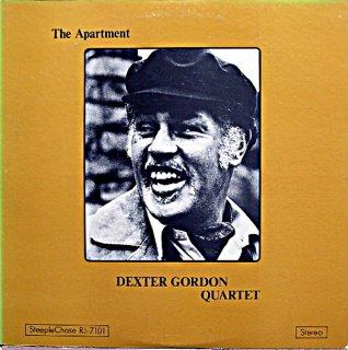 THE APARTMENT DEXTER GORDON QUARTET