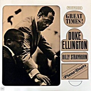 DUKE ELLINGTON GREAT TIMES UK盤