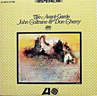 JOHN COLTRANE THE AVENT-GARDE