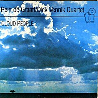 REIN DE GRAFF / DICK VENNIK QUARTET US盤