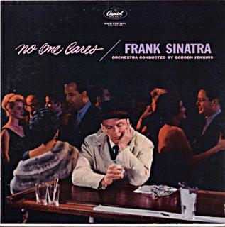 NO ONE CARES FRANK SINATRA Original盤