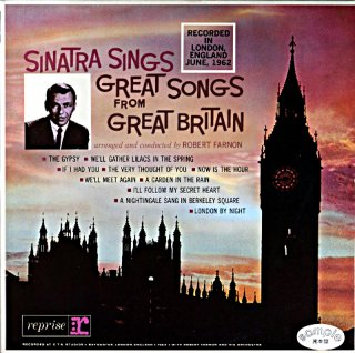 SINATRA SINGS GREAT SONGS FROM GREAT BIRITAIN