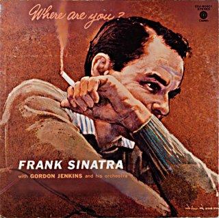 FRANK SINATRA WHERE ARE YOU?