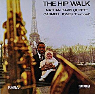 THE HIP WALK NATHAN DAVIS German盤