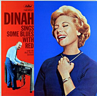 DINAH SINGS SOME BLUES WITH RED DINAH SHORE