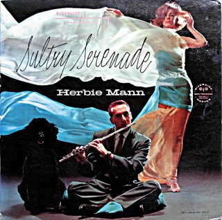 HERBIE MANN SULTY SERENAMDE Original盤