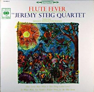 FLUTE FEVER JEREMY STEIG QUARTET