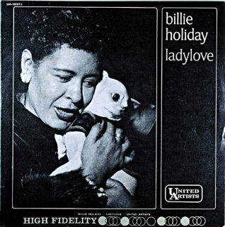 BILLIE HOLIDAY LADYLOVE