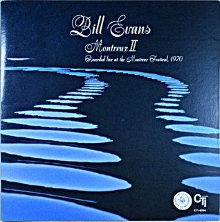 BILL EVANS MONTREUR 2 US盤