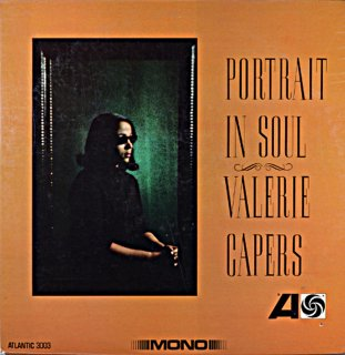 VALERIE CAPERS PORTRAIT IS SOUL US盤
