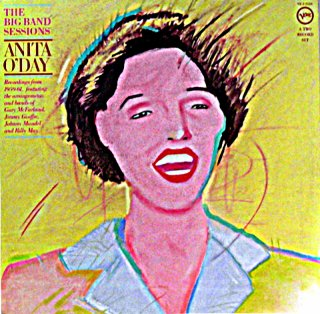 ANITA O'DAY / THE BIG BAND SESSIONS US盤 2枚組