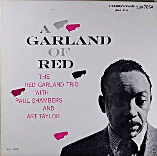 RED GARLAND A GARAND OF RED