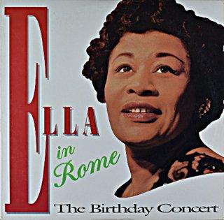 ELLA FITZGERALD ELLA IN ROME US盤