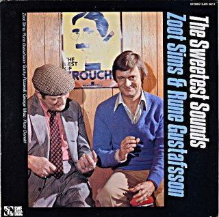 THE SWEETEST SOUND /ZOOT SIMS & RUNE GUSTAFSON