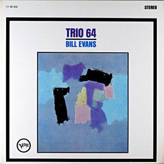 TRIO 64 BILL EVANS TRIO