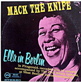 MACK THE KNIFE ELLA IN BERLIN