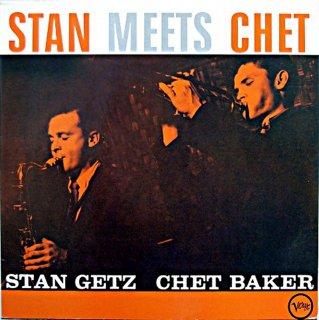 STAN MEETS CHET Holland盤