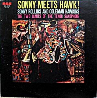 SONNY ROLLINS MEET HAWK !