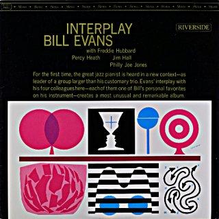 INTERPLAY BILL EVANS (OJC盤)