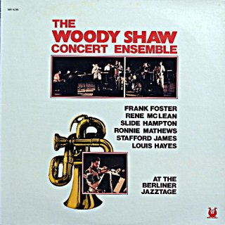 THE WOODY SHAW CONCERT ENSEMBLE US盤
