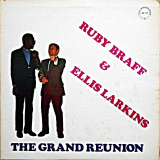 RUBY BRAFF THE GRAND REUNION US盤
