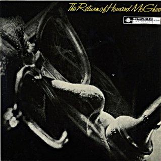HOWRD McGHEE THE RETRN OF HOWARD McGHEE Spanish盤