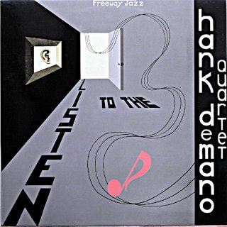 HANK DE MANO QUARTET Spanish盤
