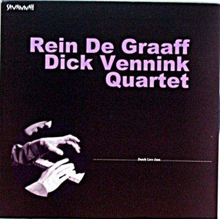 REIN DE GRAAFF - DICK VENNNK QUARTET 10inch盤