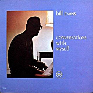 BILL EVANS CONVERSATION WITH MYSELF Original盤