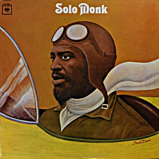 THELONIOUS MONK SOLO MONK Original盤