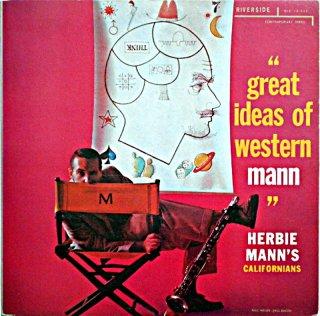 HERBIE MANN GREAT IDEAS OF WESTERN MANN