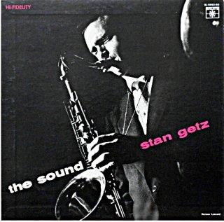 THE SOUND STAN GETZ