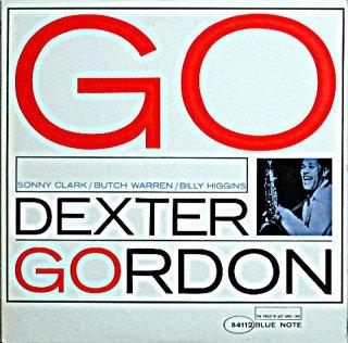 DEXTER GORDON GO / DEXTER GORDON France盤