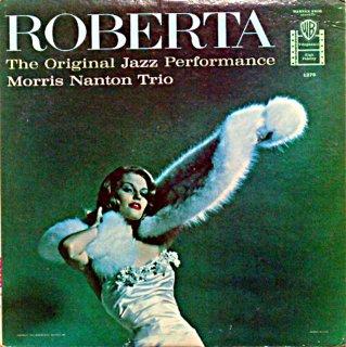 MORRIS NANTON ROBERTA Original盤