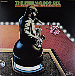 THE PHIL WOODS SIX LIVE FROM THE SHOWBOAT