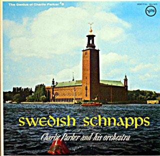 CHARLIE PARKER SWEDISH SC HNAPPS