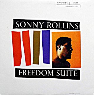 SONNY ROLLINS FREEDOM SUITE (OJC盤)