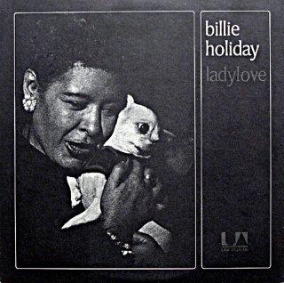 BILLIE HOLIDAY LADY LOVE