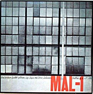 MAL WALDORON MAL-1 (OJC盤)