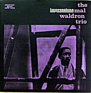MAL WALDRON IMPRESSIONS