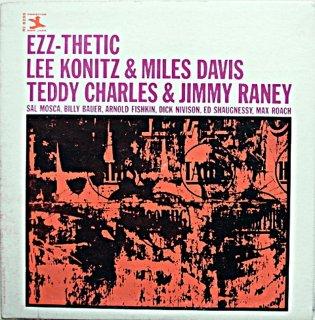 EZZ-THETIC LEE KONITZ & MILES DAVIS Original盤