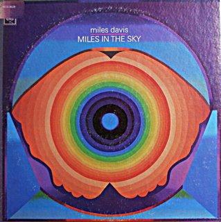 MILES DAVIS MILES IN THE SKY Us盤