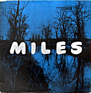 THE NEW MILES DAVIS QUINTET (OJC盤)