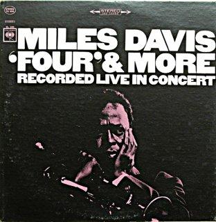 MILES DAVIS FOUR & MORE Original盤